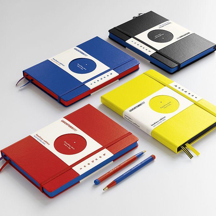 Carnet Bauhaus Edition