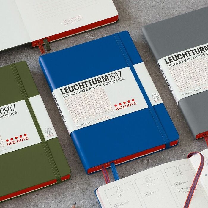Carnet RED DOTS Edition