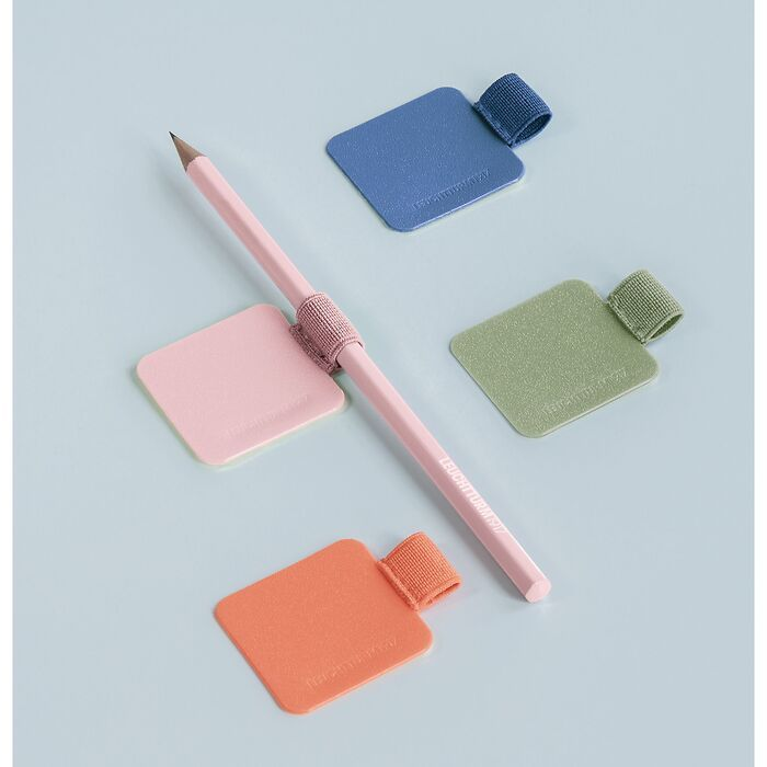 Pen Loop Muted Colours