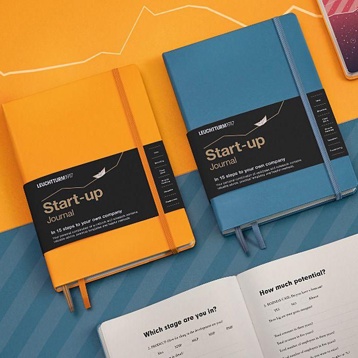 Start-up Journal, Anglais